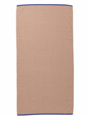 ferm LIVING Sento Bath Towel - Rose