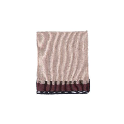 ferm LIVING Akin Knitted Dish Cloth - Rose