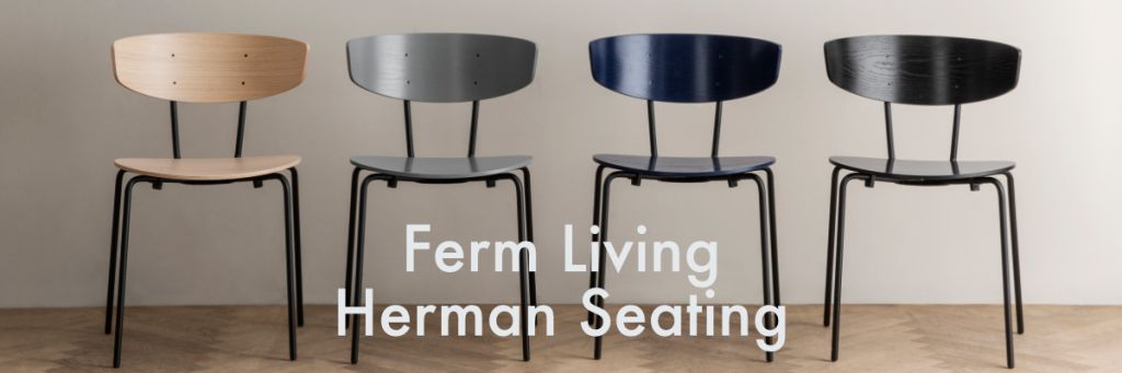 Ferm Living Herman Seating