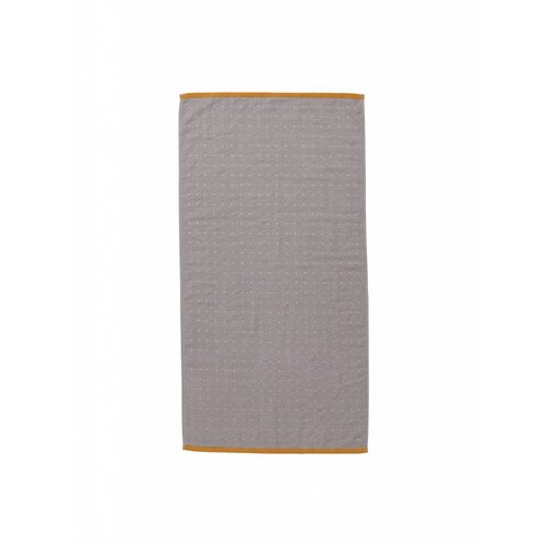ferm LIVING Sento Hand Towel - Grey
