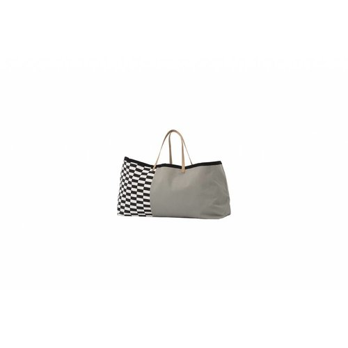 ferm LIVING Herman Big Bag - Grey