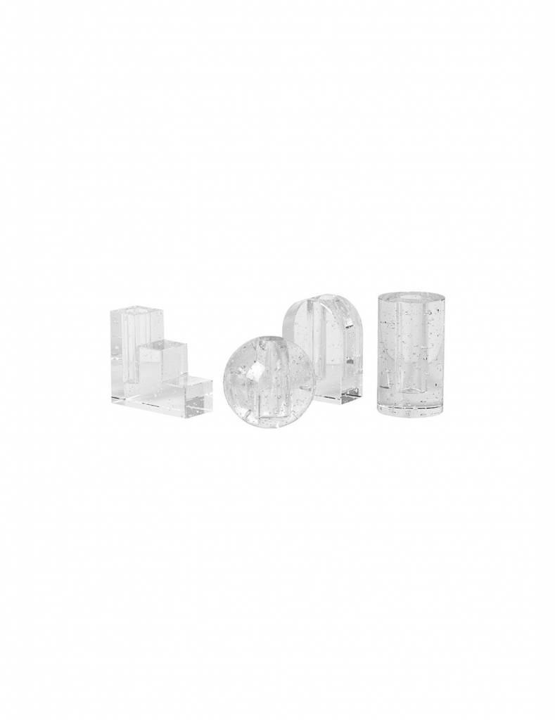 ferm LIVING Ferm Living Bubble Glass Object - Vault