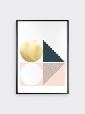Tom Pigeon Anstruther Rise Print - A2