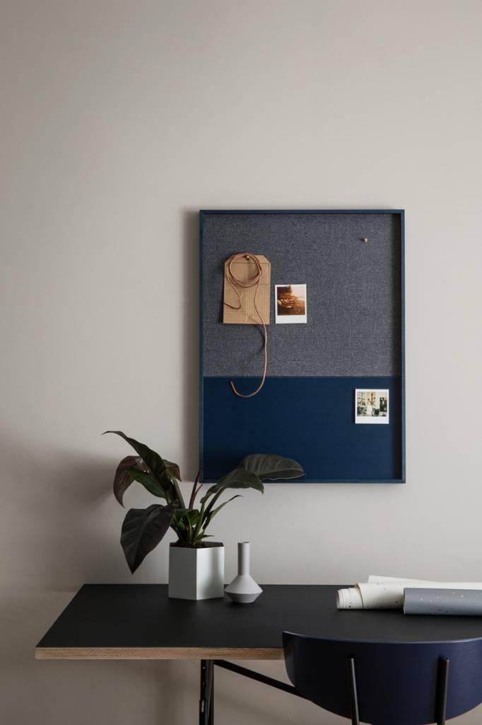 ferm LIVING ferm LIVING Frame Pinboard - Blue