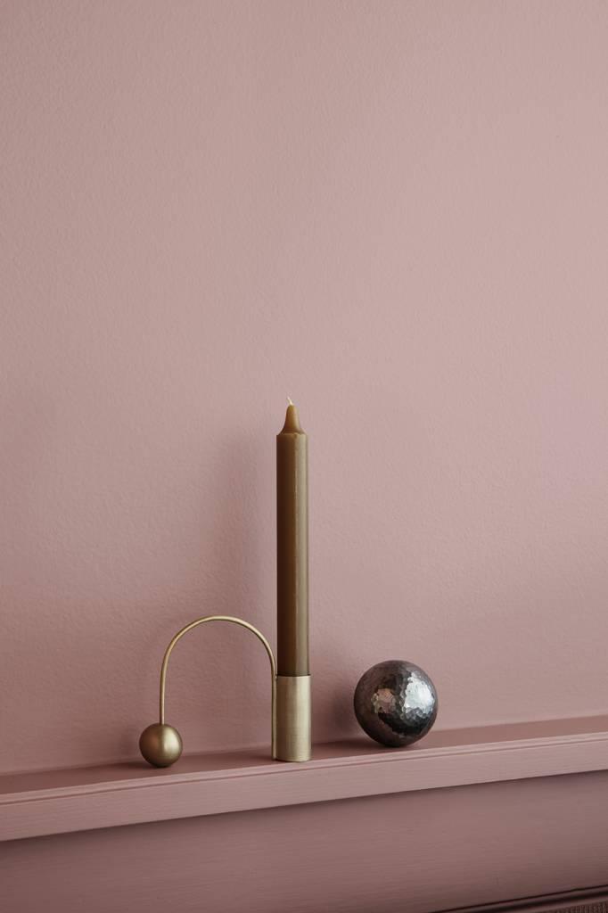 ferm LIVING Ferm Living Balance Candle Holder - Brass