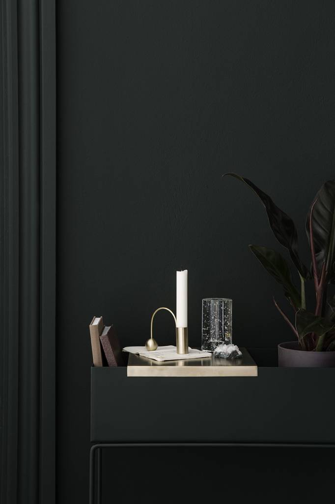 ferm LIVING Ferm Living Plant Box - Dark Green