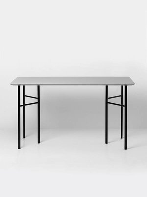 ferm LIVING *Ex-Display* Ferm Living Mingle Desk - 135cm Light Grey