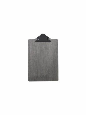 ferm LIVING Clipboard - A4 - Stained Black