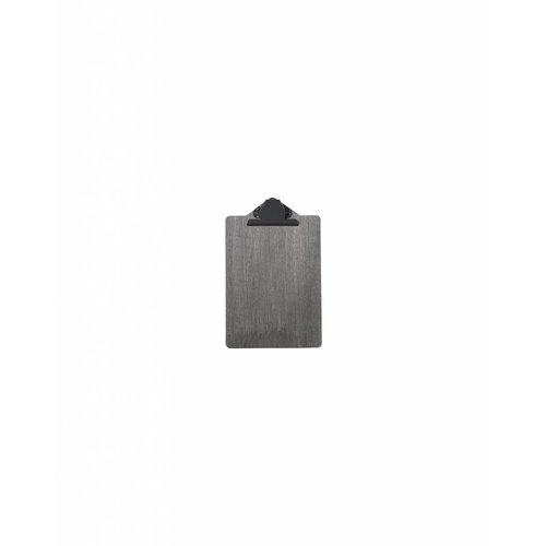 ferm LIVING Clipboard - A5 - Stained Black