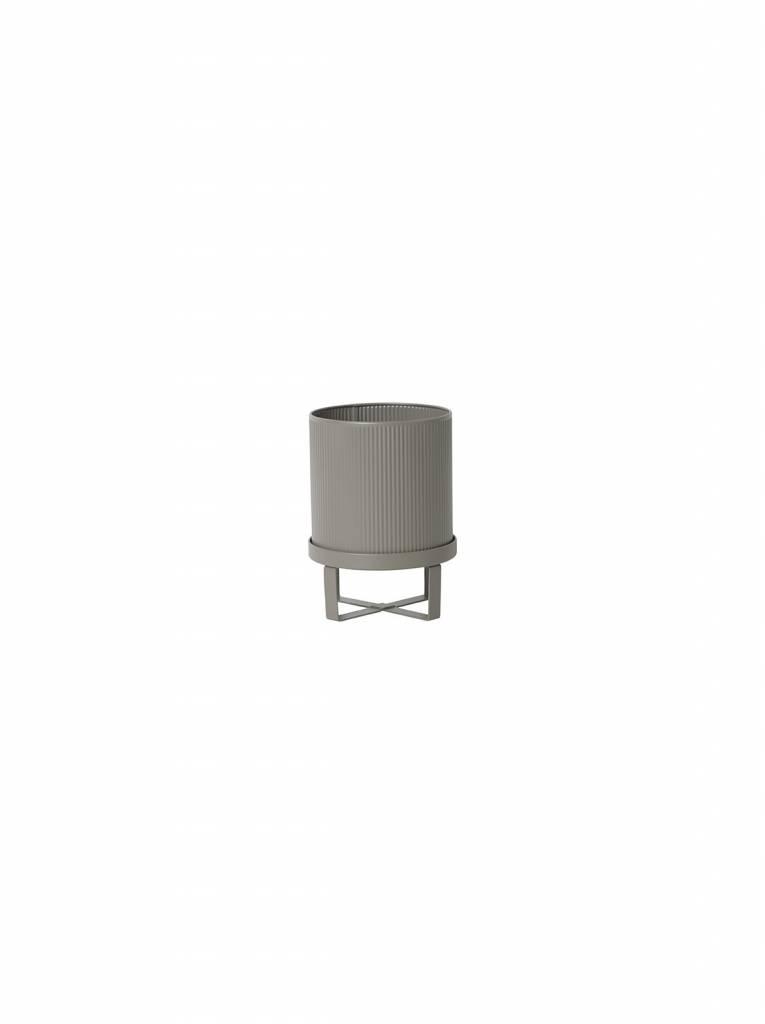 ferm LIVING ferm LIVING Bau Plant Pot - Warm Grey - Small