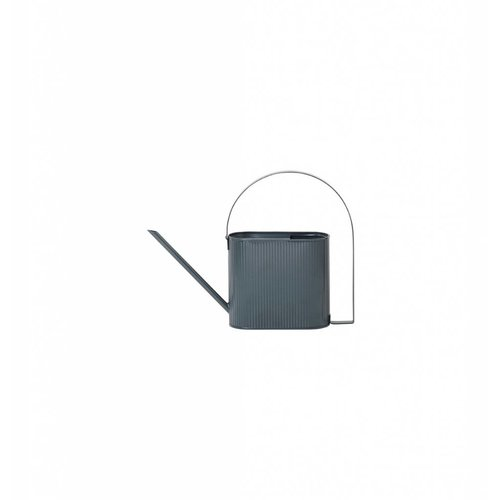 ferm LIVING Bau Watering Can - Dark Blue - Small