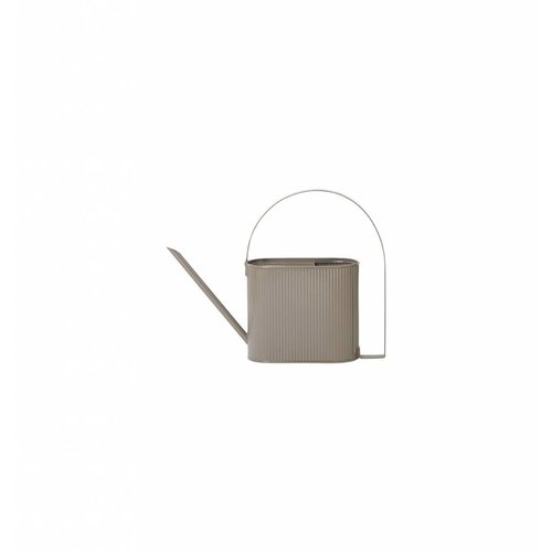 ferm LIVING Bau Watering Can - Warm Grey - Small