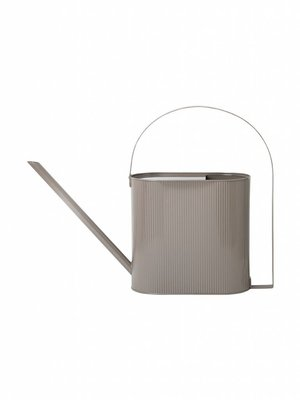 ferm LIVING Bau Watering Can - Warm Grey - Large