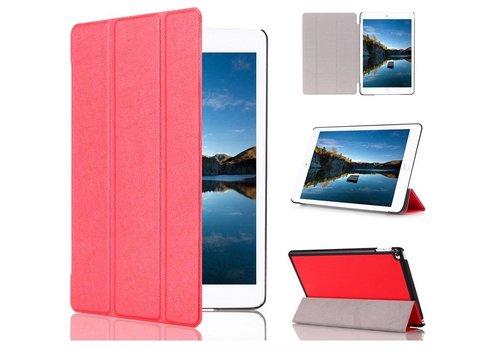 Apple iPad Mini 4 - PU lederen Smart Case - Rood