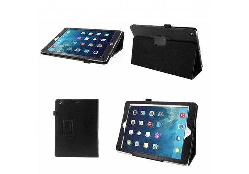 Apple iPad Air 1 (iPad 5) - Book Case Hoes - Zwart