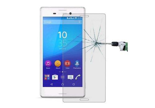 Sony Xperia M4 Aqua Krasbestendige Glazen Screen Protector