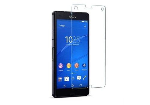 Sony Xperia Z3 Compact Krasbestendige Glazen Screen Protector
