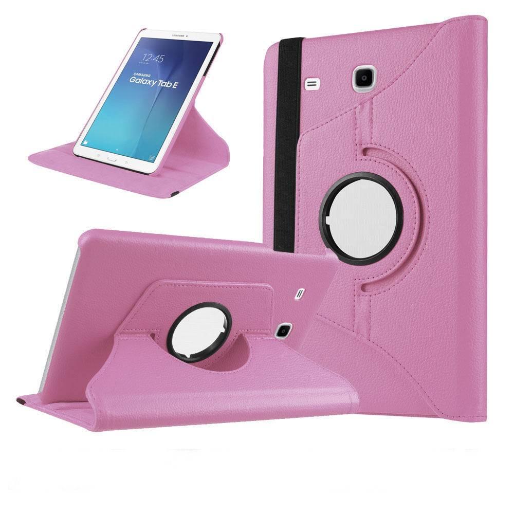 gsmwise samsung galaxy tab e 9 6 t560 t561 swivel case. Black Bedroom Furniture Sets. Home Design Ideas