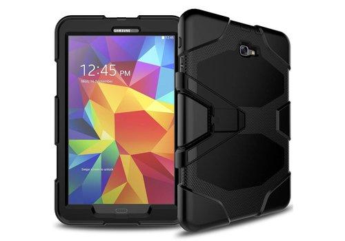 Samsung Galaxy Tab A 10.1 (2016) Heavy Duty tablethoes - Zwart