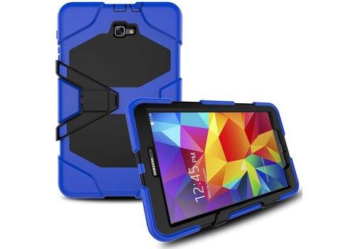 Samsung Galaxy Tab A 10.1 (2016) Heavy Duty tablethoes - Blauw