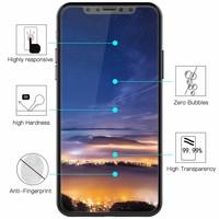 Gehard glas screen protector voor de iPhone X
