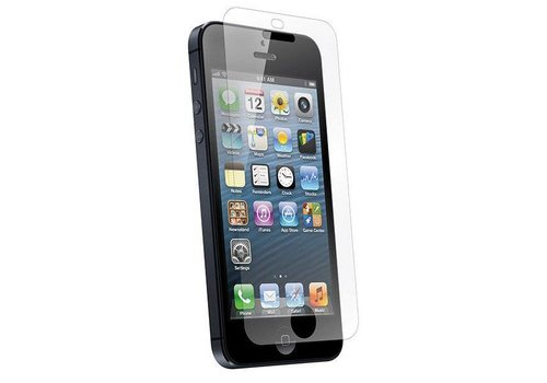iPhone 5/5S/5C/SE Krasbestendige Glazen Screen Protector