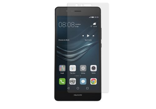 Huawei P9 Lite Krasbestendige Glazen Screen Protector