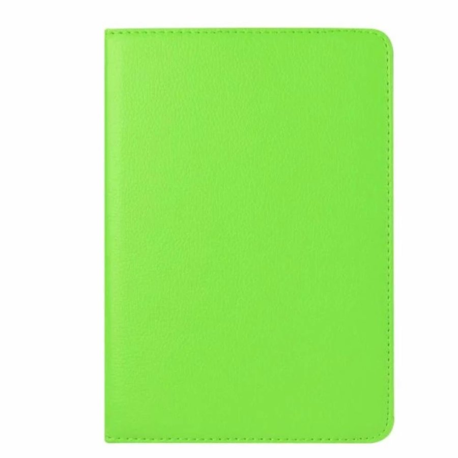 Apple iPad 2, 3 en 4 Swivel Case, 360 graden draaibare Hoes, Cover met Multi-stand - Kleur Groen