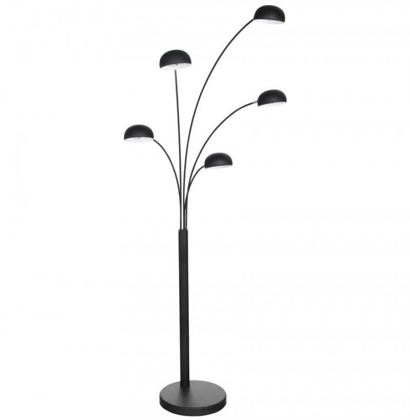 Bondy Living Cabeza Vloerlamp Zwart
