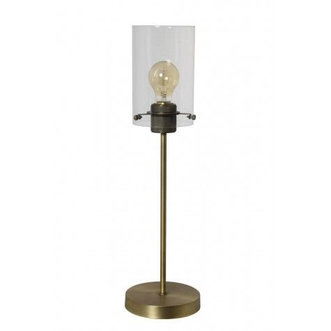 Davidi Design Vancouver retro tafellamp Brons