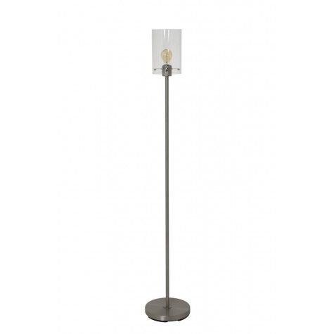 Davidi goedkope Vancouver Vloerlamp Zilver