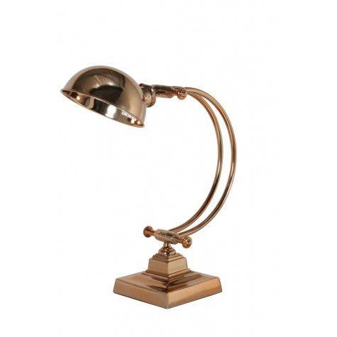 Davidi Design Rochford retro bureaulamp Rosé