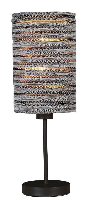 Davidi Design Mink retro tafellamp Wit