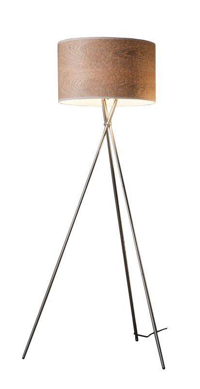 Davidi goedkope Wood Vloerlamp