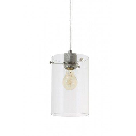 Davidi Design Vancouver Hanglamp Enkel Zilver