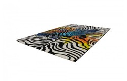 Maya Vloerkleed Zebra 120x170