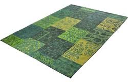 Dalyan Vloerkleed Groen 200x290
