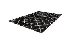 Lavish Vloerkleed 160x230 Zwart