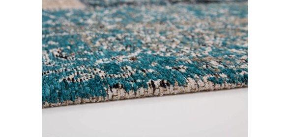 Kayoom Cocoon Vloerkleed 160x230 Blauw 990