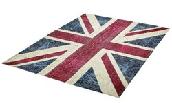 Flags Vloerkleed 160x230 Union Jack