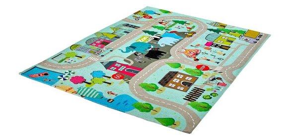 Obsession Torino Kindervloerkleed 160x230 Straat
