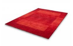 Gabbeh Wollen Vloerkleed 160x230 Rood 550