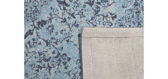 LivLight Tabriz Vloerkleed 240x170 Lichtblauw