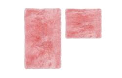 Fame Badmat Roze Set van 2 Basic