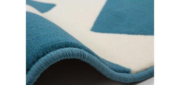 Kayoom Manolya Vloerkleed 200x290 Turquoise