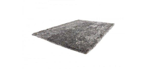 Kayoom Diamond Vloerkleed 200x290 Grijs/Wit