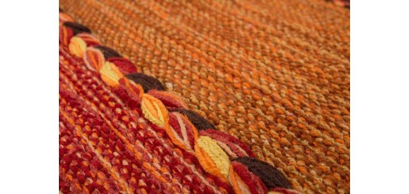Kayoom Alhambra Vloerkleed 80x150 Terra
