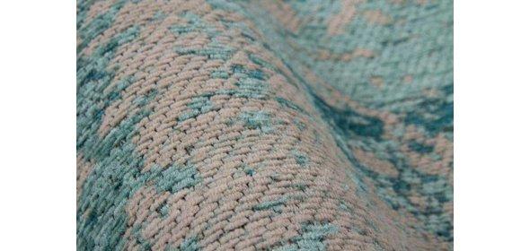 Kayoom Nostalgia Vloerkleed 80x150 Turquoise