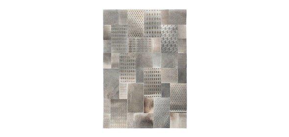 Kayoom Gleam Vloerkleed 120x170 Grijs