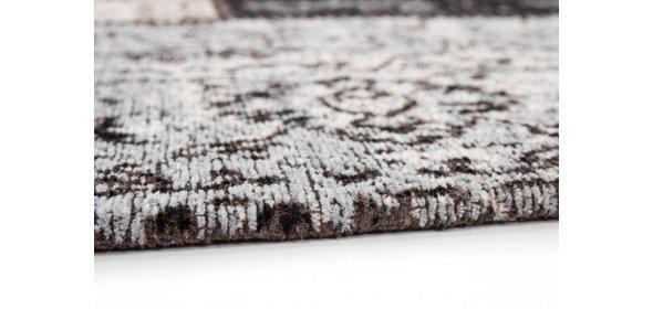 Kayoom Cocoon Vloerkleed 120x170 Zilver 990